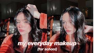 everyday school makeup routine 2020 *updated ;)*