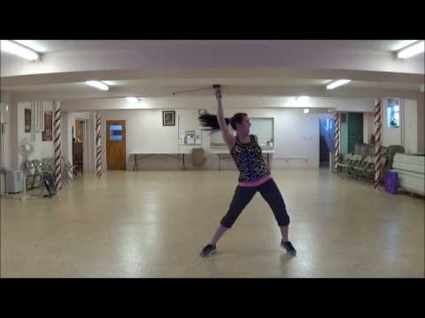 """Work Of Art"" Britt Nicole – Christian Dance Fitness Choreography – PraiseFIT – Zumba – FIT Force 3"