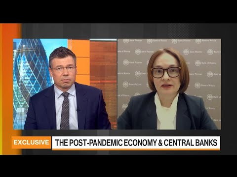Russia Nears End of Easing Cycle, Central Bank Governor Says