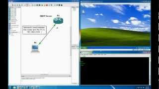 GNS3 Tutorial - Installing, Configuring then Connecting VirtualBox on Windows 7 to GNS3