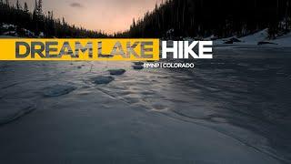 Dream Lake, Emerald Lake, Nymph Lake, Bear Lake, RMNP, Colorado