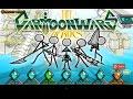 Cartoon wars - walkthrough 103 level!!!