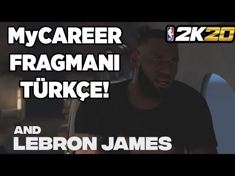 NBA 2K20 TÜRKÇE MyCAREER FRAGMANI Videosu