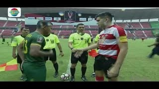 Piala Presiden 2018: PS TNI (1) VS MADURA UNITED (3) - Highlight Peluang dan Goal