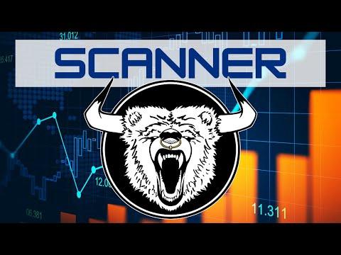 ThinkorSwim Scanner - ThinkorSwim Custom Scan Setup