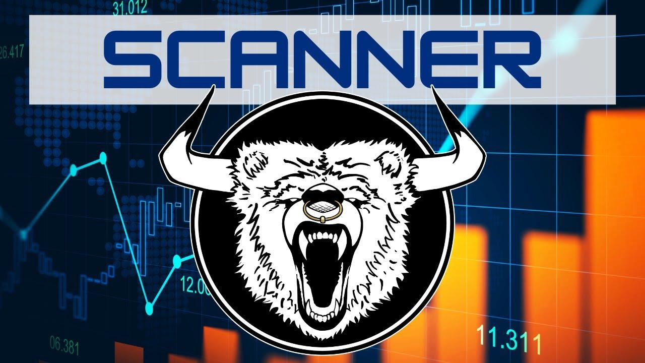 ThinkorSwim Scanner with ThinkorSwim Custom Scan Setup