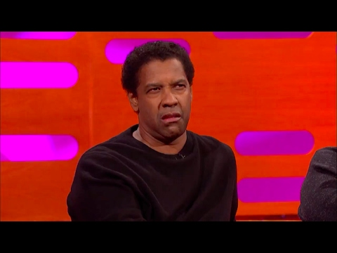Denzel Washington on Vin Diesel and Other Comments| The Graham Norton Show