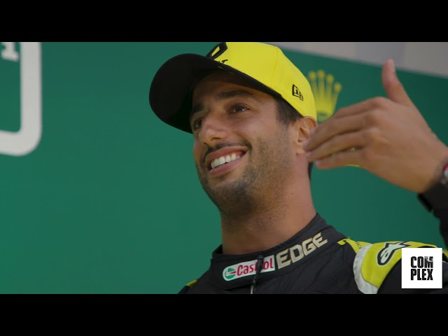 Poppin' bottles with Daniel Ricciardo and A$AP Ferg! | The Pit Episode 5 | Complex