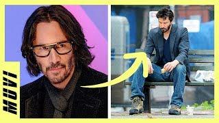 La respuesta de Keanu Reeves por su tristeza