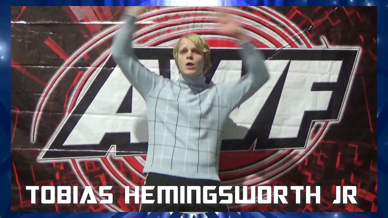 Tobias Hemmingworth Jr World Premiere set for AWF Pro-Wrestling Reset