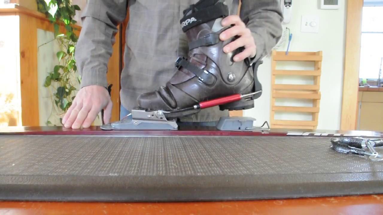 Voile Switchback Telemark Binding