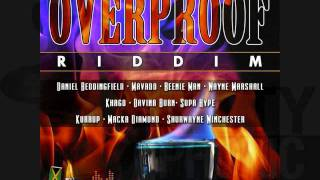 Overproof Riddim mixed live by Nitty Phonic (August 2011) - Free CD download Link