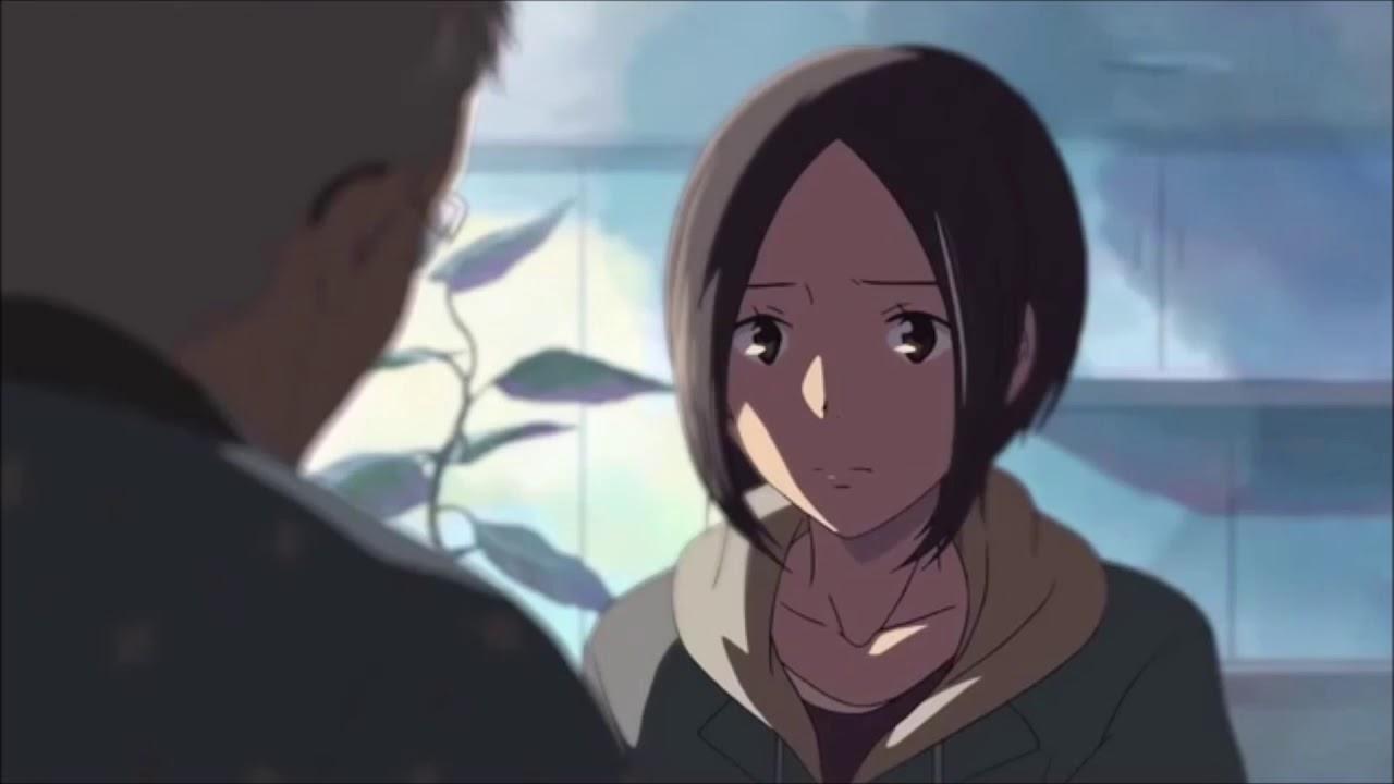 "Makoto Shinkai: ""Someone's Gaze"" [ENG SUB/Review]"