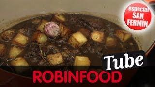 ROBINFOOD / Pollo al Kalimotxo + Ponche Riau Riau