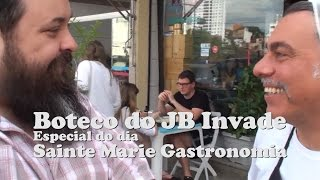 Boteco do JB Invade • Sainte Marie