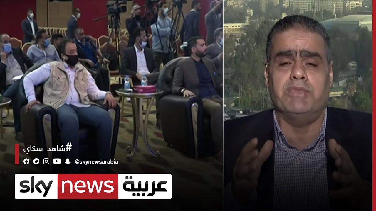 عبد الحكيم معتوق: هناك تغلغل في مفاصل الدولة الليبية من الإسلام السياسي  - 18:58-2021 / 4 / 5