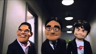 Nintendo Digital Event Puppets - Gangster :D
