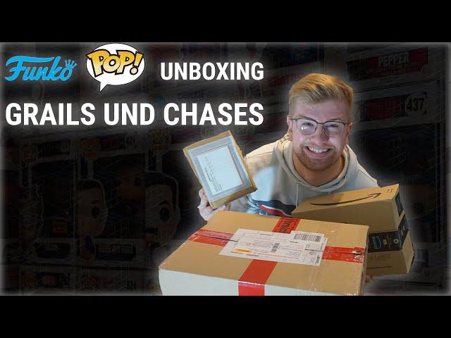 GRAILS UND CHASES - FUNKO UNBOX