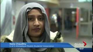 GlobalNews: Canadian Ahmadiyya Muslims condemn Paris attack