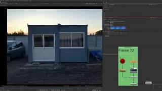 Rotopaint  ازالة منظر أو شي في الصورة وتركيب غيرها