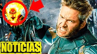 Nombre de Wolverine 3, GHOST RIDER, Superman en Supergirl, Noticias - Imperio Freak