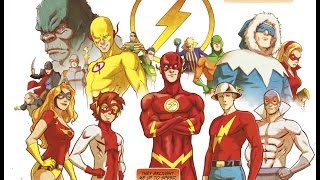 The Flash (All of Them)