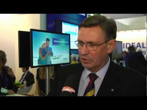 Mein Geld TV Live auf der DKM 2012: INTER Versicherungsgruppe