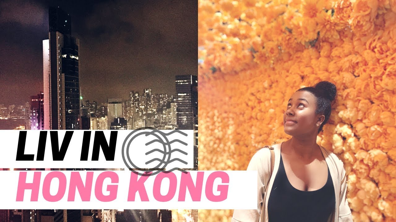 Art Exhibits and Rooftops | Liv in Hong Kong 6