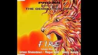 Prizna - Fire (urban shakedown remix)
