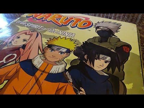 Naruto true SPIRIT of the NINJA -STICKER ALBUM-