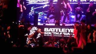 BOTY SOUTH ASIA 2014 - SEMI FINAL - Giller Battle vs S.I.N.E