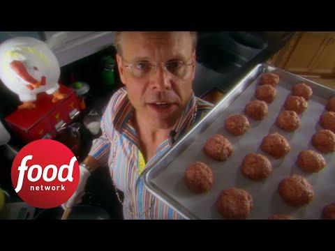 How To Make Alton's Swedish Meatballs | Food Network