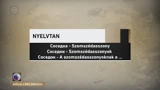Szólalj meg! – oroszul, 2017. október 18.