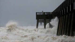 Los vientos del huracán Michael llegan a 240 km/h a pocas horas de tocar la costa