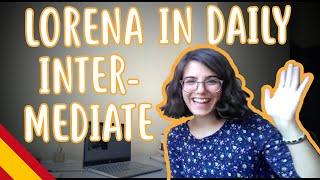 [NEWS] Lorena in the daily intermediate videos