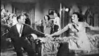 Swing Dancing from the Movie Ghost Catchers (1944)