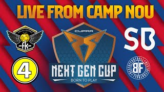 🔴🏆 CUPRA NEXT GENERATION CUP LIVE from CAMP NOU 🔥