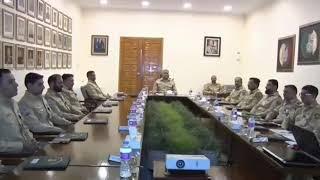 COAS visited Pakistan military Academy Kakul