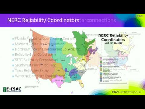 Securing the North American Electric Grid