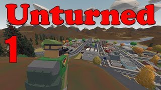 Unturned | Germany Map | Zombie Fever Ep.1