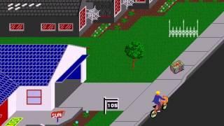 Paperboy (1984) - 19,765 High Score - Barry Bloso - Dudesville Arcade