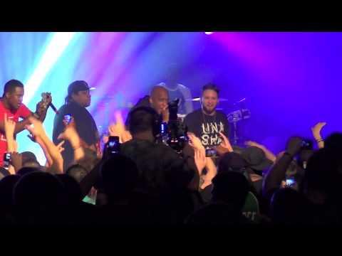 116 Performs at Unashamed Tour V, in Charlotte NC