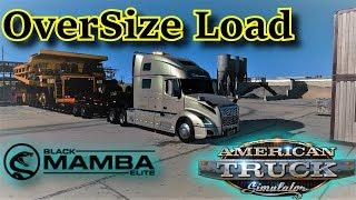 American Truck Simulator Oversize load PART #2