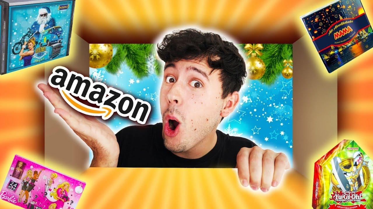 Adventskalender Amazon