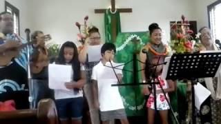 Kalapana Maunakea Church at Olaa First Hawaiian Church Hoike