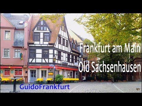 Frankfurt Sachsenhausen _ Old Sachsenhausen