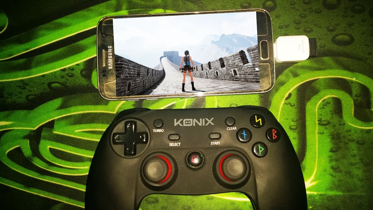 TOP 10 BEST ANDROID GAMES GAMEPAD SUPPORT