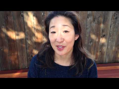 "Sandra Oh recites ""Absolutely Clear"", a poem by Hafiz"