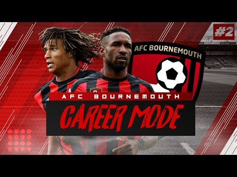 FIFA 18 AFC BOURNEMOUTH CAREER MODE!!! | FIRST BIG SIGNING AND EPL OPENING GAME!!! [Episode 2]