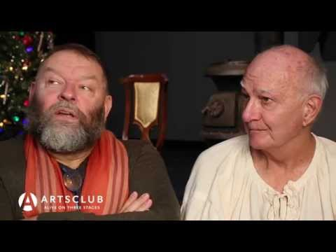 Arts Club Theatre Company's IT'S A WONDERFUL LIFE  - Artist Interviews